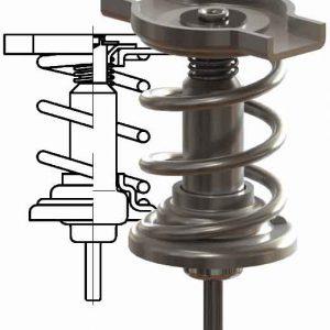 Термостаты на ВАЗ 2110-2112, ВАЗ 2114-2115: купить термостат ТХ-107-08Н для ВАЗа