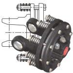 Захистна муфта для карданного валу; кардан з захистною муфтою
