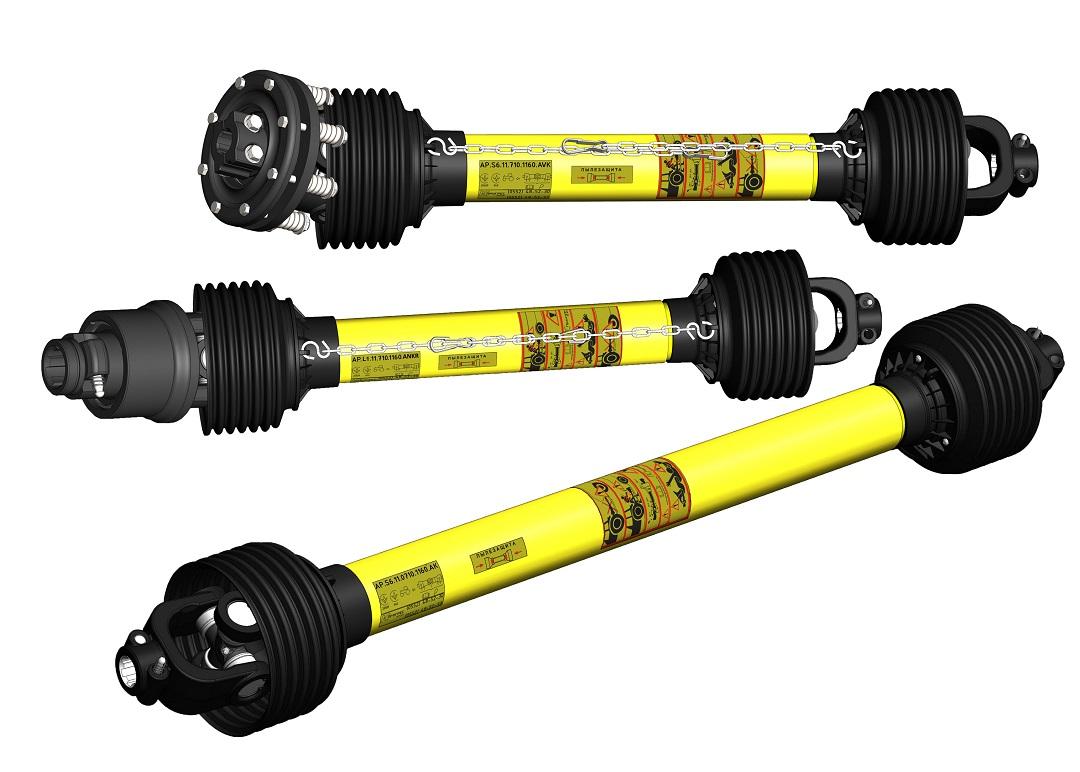 карданний вал - необхідність ремонту; подбор кардана