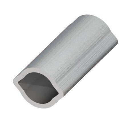 Профільна труба серії L : купити профільну трубу для карданного валу, ціна