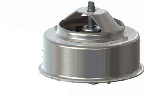 Термостат ТХ-108-04Н для а/м ЗИЛ 4314, 131 с двигателем ЗИЛ 508, 509