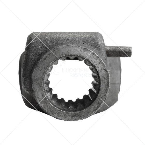 Вилка AP.Z18-160 шлицевая 18 шлицов (18*31*35) на крестовине 28,06*73 для карданов серии T2, Z2 - купить, цена