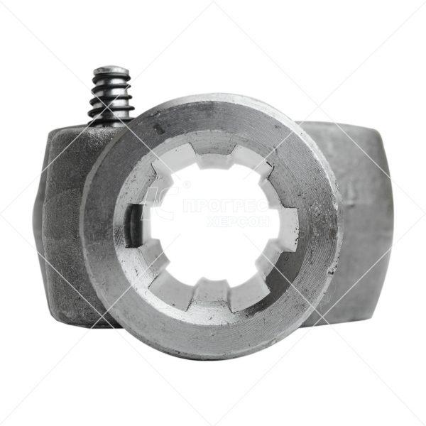 Вилка универсального шарнира AP.K-400 на 6 шлицов (6*29*35) под крестовину 35*98: купить, цена
