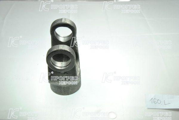 Вилка универсального шарнира AP.L-160 квадратная на крестовину 28,06*73 для карданных валов серии T2, Z2 от Прогресс-К вид 3