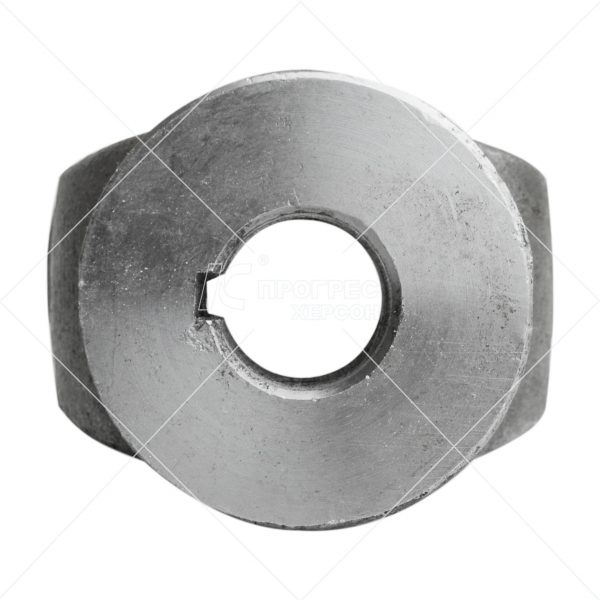 Вилка карданного шарнира усиленная AP.G-400R шпонка Ø30 под крестовину 35*98: купить, цена
