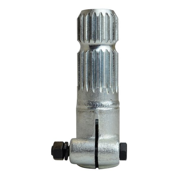 Купити перехідник (втулка 8, вал 1 1/4 20 шліц.) преміум цинк
