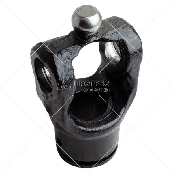 Вилка широкоугольного шарнира под трубу вн. Т50 (45х4) от Прогресс-К Херсон: купить, цена