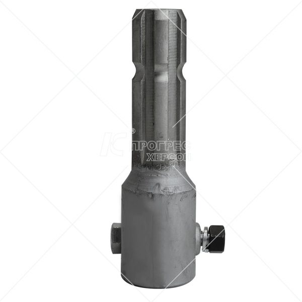 Купити перехідник (втулка 8, вал 6 шліц.) преміум цинк