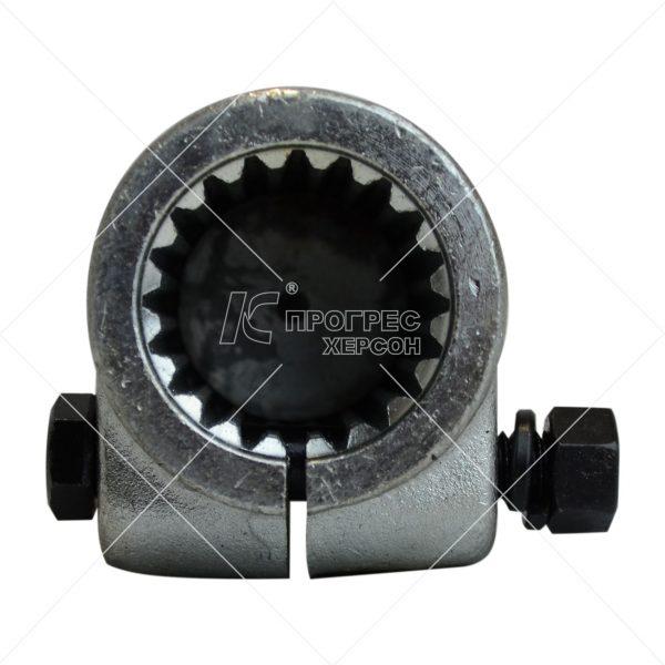 Купити перехідник (втулка 1 1/4 20, вал 6 шліц.) Преміум цинк