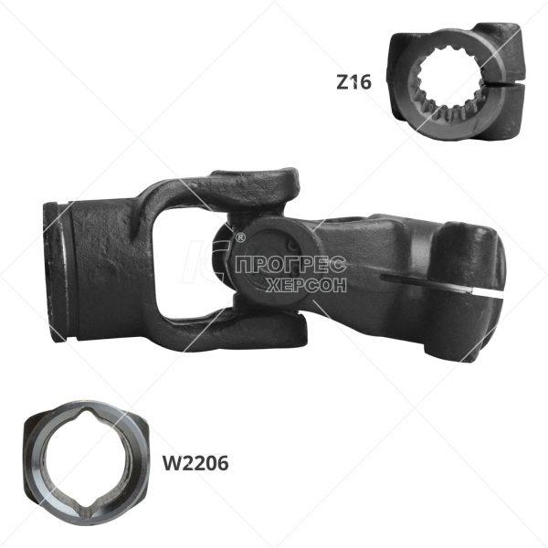 Карданный шарнир W2206Z16: цена, купить в Украине