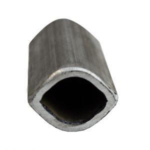 Труба лимон вн. L30 (м.) (24х31х3,4): купити профільну трубу для карданного валу, ціна