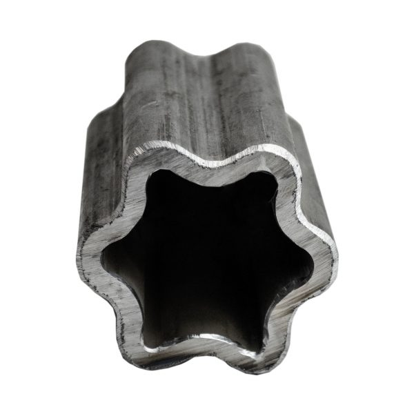 Труба шестигранна зовнішня S60-Н (м.) (56,8х4,3)