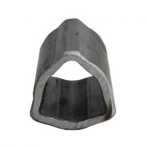 Труба трикутна вн. Т60 (м.) (45х5,5): купити профільну трубу для карданного валу, ціна
