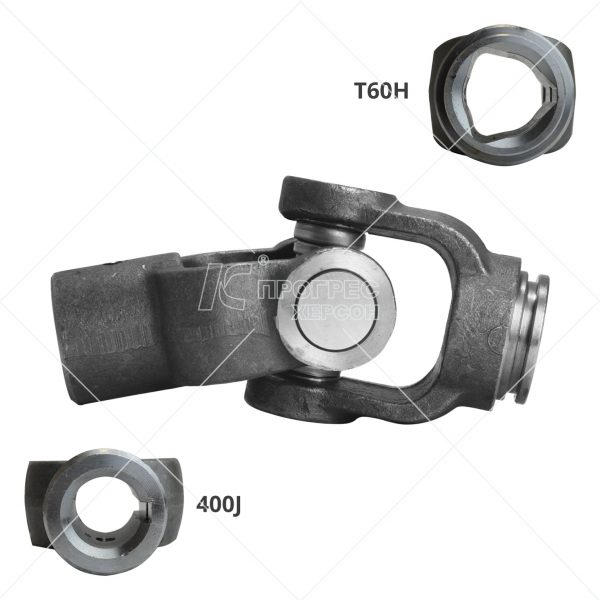 Шарнір кардана (Гука) 400.JТ60Н - шарніри для карданних валів сільгосптехніки: ціна, купити в Україні