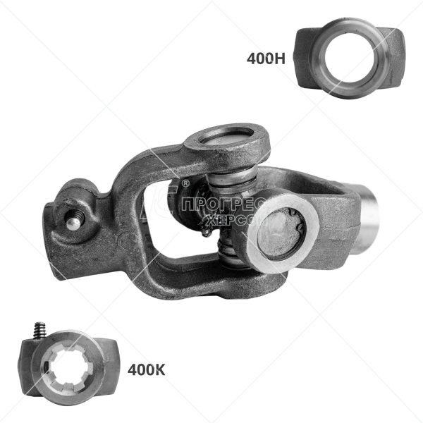 Шарнір кардана (Гука) 400КH - шарніри для карданних валів: ціна, купити в Україні